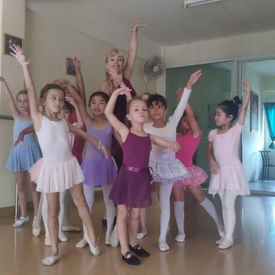 International dance studio