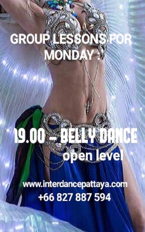Interdance monday