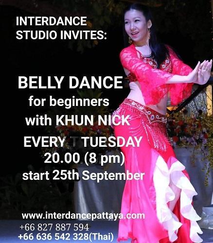 Interdance studio pattaya 9