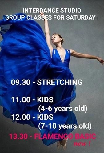 International dance studio 10
